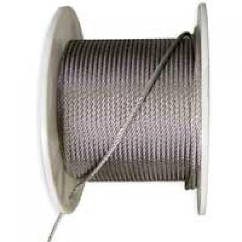 Zipline Cable: 3/8\