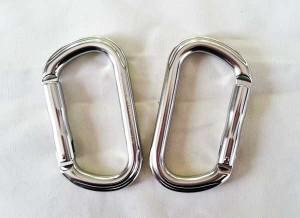 Supreme Oval Aluminum Carabiner1